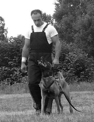 треньор на кучета